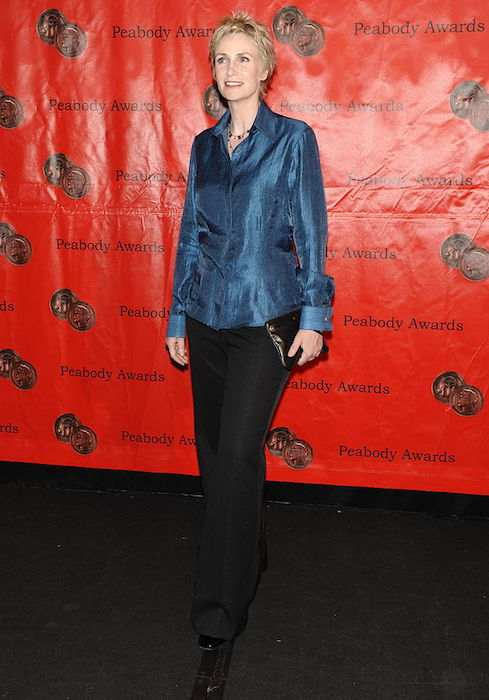 Jane Lynch during 69th Annual Peabody Awards in 2010
