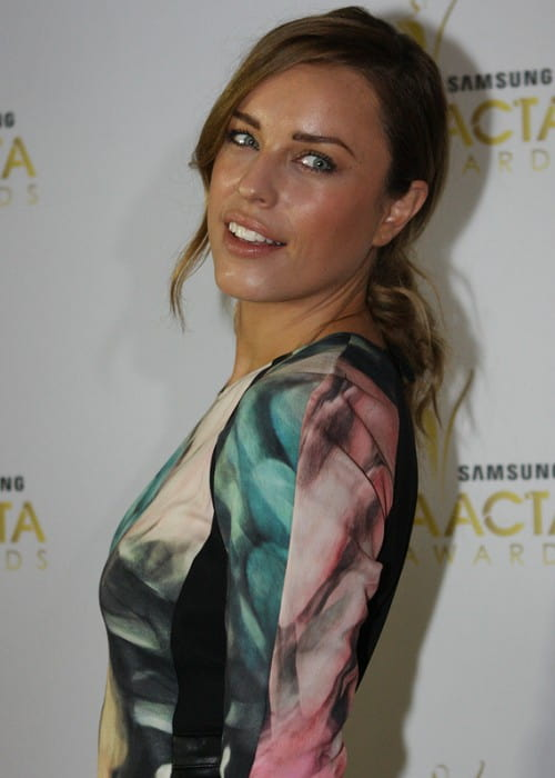 Jessica McNamee as seen in January 2012