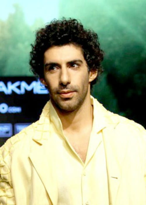 Jim Sarbh as seen in February 2017