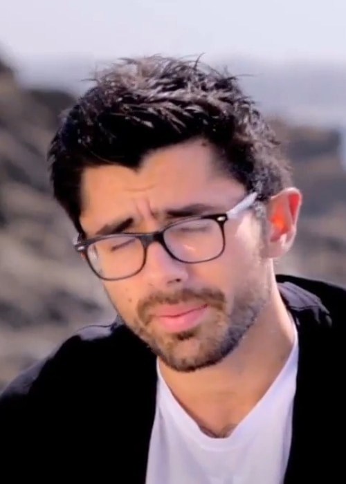 KSHMR in a still from an interview in January 2017