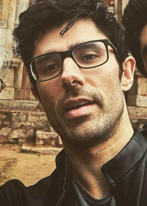 KSHMR in an Instagram selfie as seen in January 2017