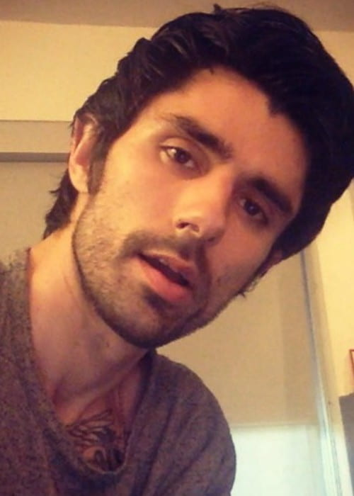 KSHMR in an Instagram selfie as seen in May 2016