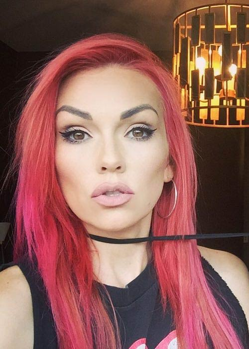 Kandee Johnson in a May 2016 selfie