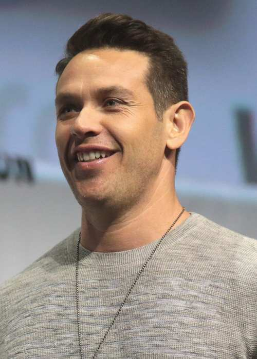 Kevin Alejandro at 2017 WonderCon in Anaheim