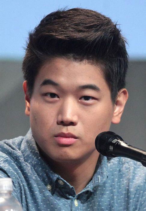 Ki Hong Lee at 2015 San Diego Comic-Con International