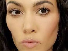 Kourtney Kardashian Healthy Celeb