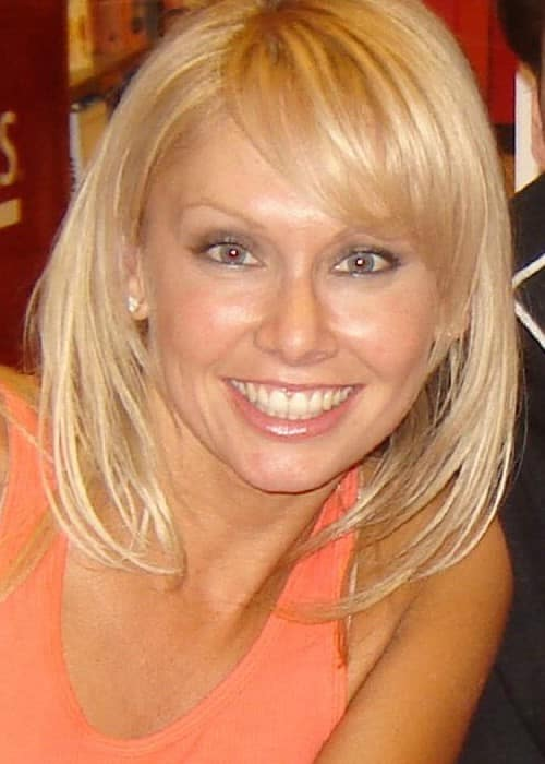 Kym Johnson as seen in April 2007