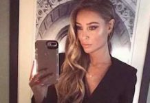 Lauren Pope Healthy Celeb