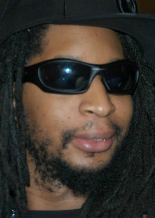 Lil Jon at the 2005 AVN Award show