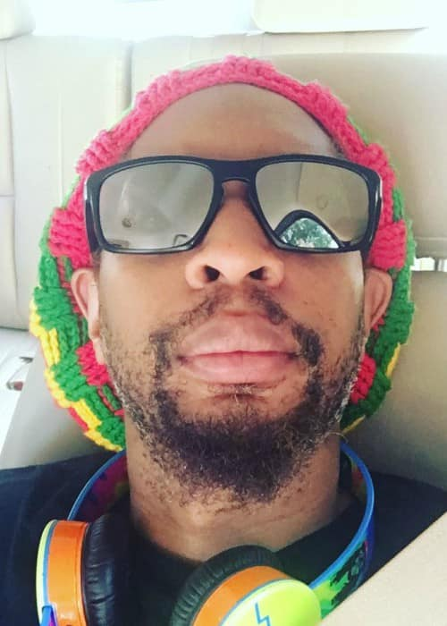 Lil Jon in an Instagram selfie as seen in September 2016