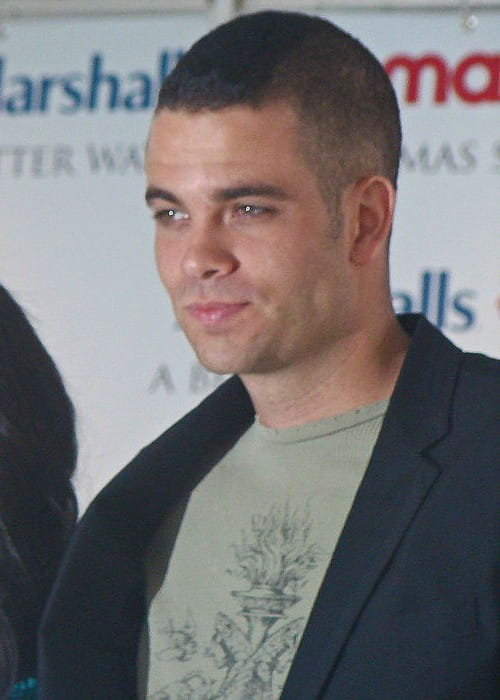 Mark Salling as seen in December 2009