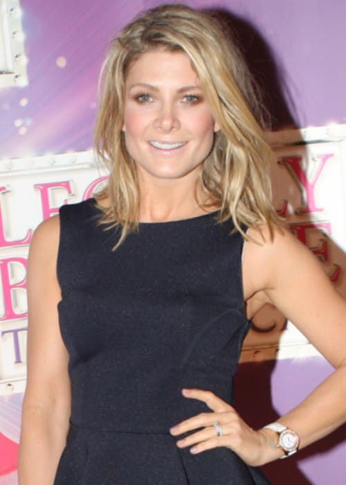 Natalie Bassingthwaighte as seen in October 2012