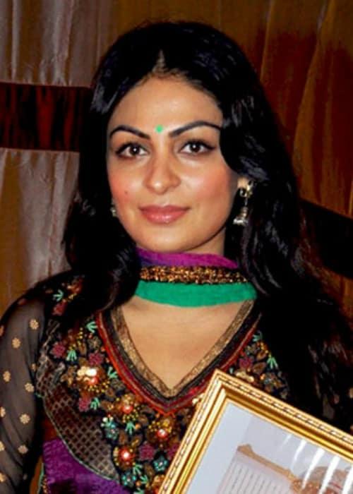 Neeru Bajwa as seen in 2011
