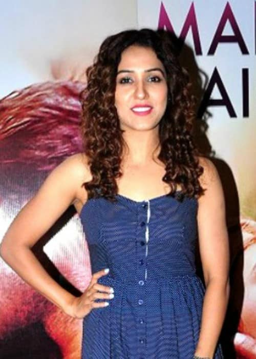 Neeti Mohan at the launch of single 'Pyaar Manga Hai' in September 2016