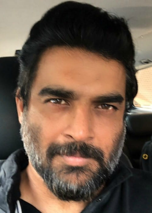 R. Madhavan in an Instagram selfie as seen in January 2018