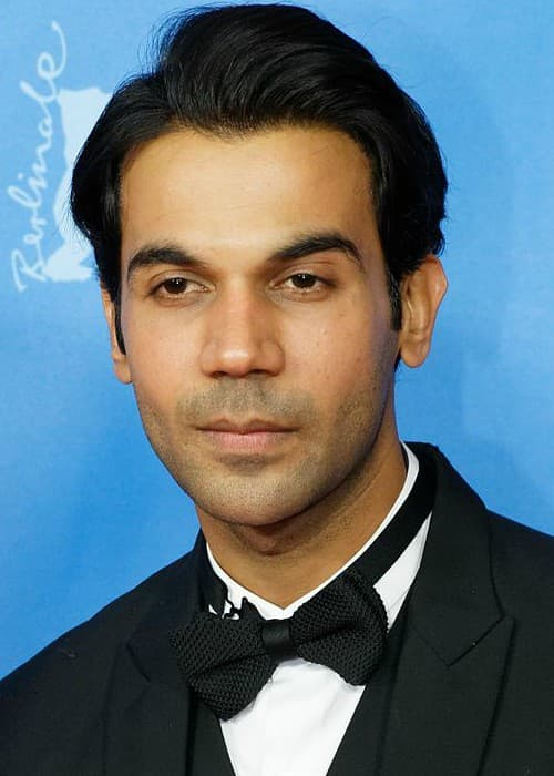 Rajkummar Rao as seen in February 2017