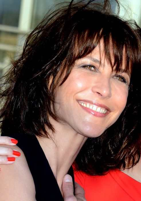 Sophie Marceau at 2014 Cabourg Film Festival