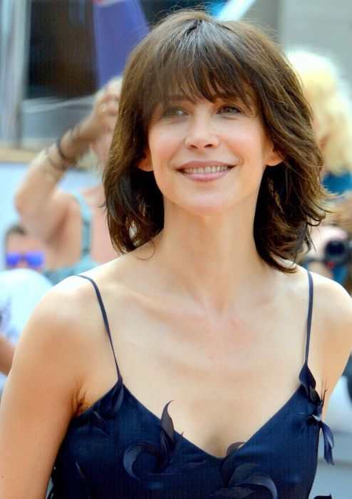 Sophie Marceau at the Cannes Film Festival in 2015