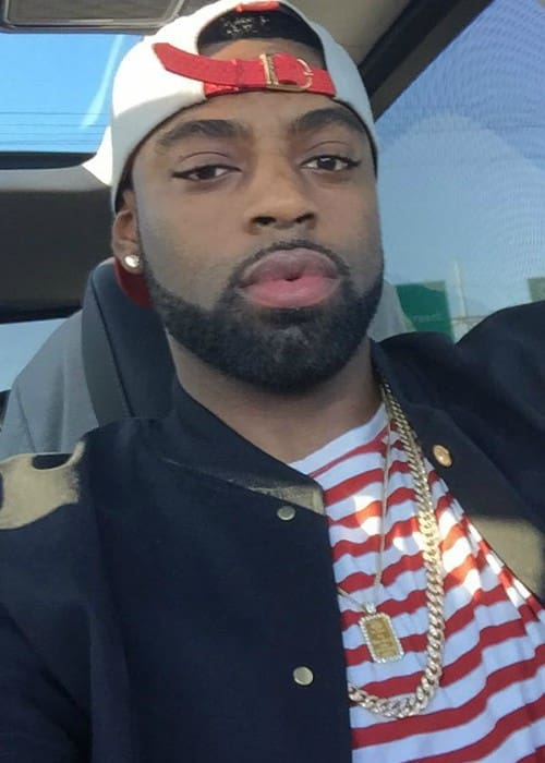 Tyreke Evans in an Instagram selfie as seen in February 2016