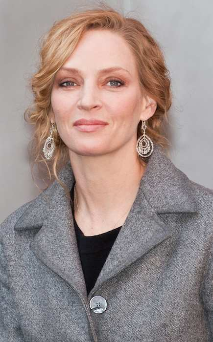 Uma Thurman at 2014 Berlin Film Festival