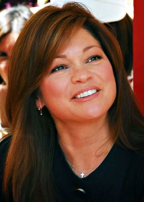 Valerie Bertinelli at the Los Angeles Times Festival of Books in 2008