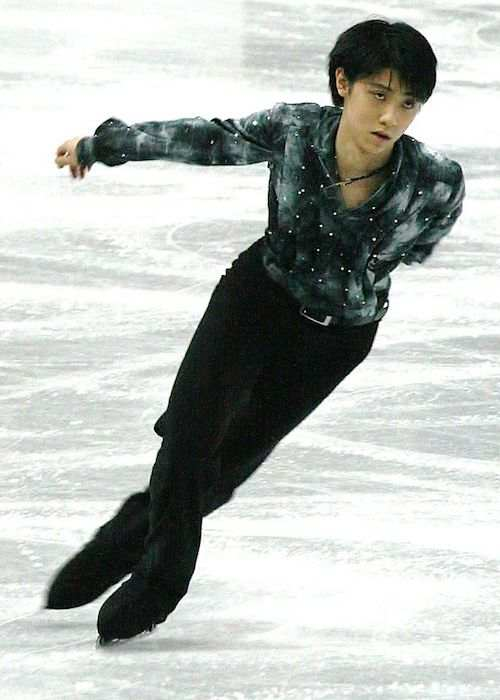 Yuzuru Hanyu at the Grand Prix 2012-2013 Final