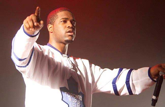 ASAP Ferg performing Live In Concert at The Opera House on December 11, 2013