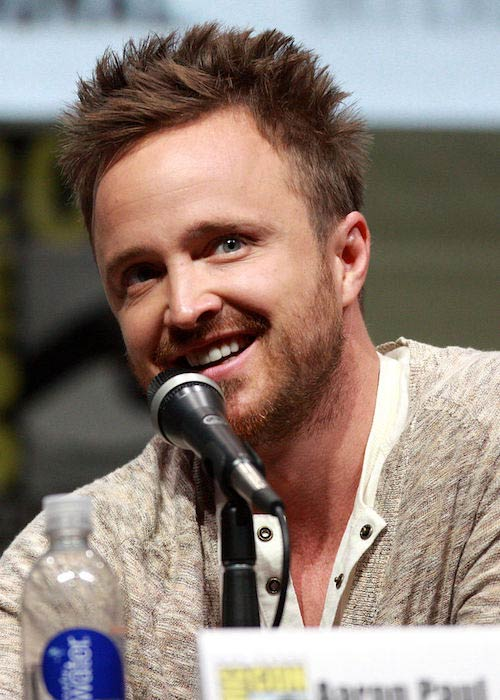 Aaron Paul at 2013 San Diego Comic-Con International