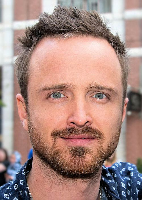 Aaron Paul at the Toronto International Film Festival in 2012