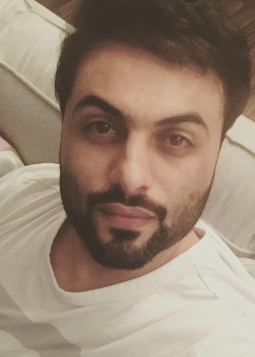 Aarsh Benipal in an Instagram selfie as seen in November 2017