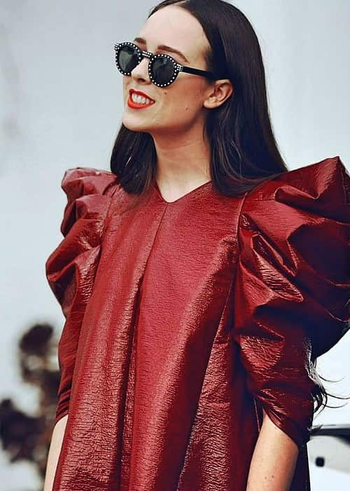 Allie X at the SOCAN Canada's Day Family and Friends Bash in March 2017