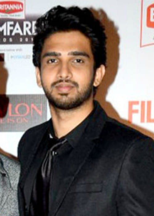 Amaal Mallik at the 61st Britannia Filmfare pre-awards party in March 2016