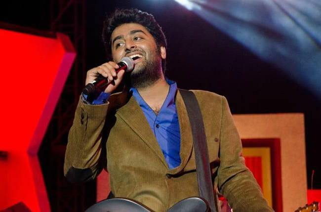Arijit Singh as seen in September 2013