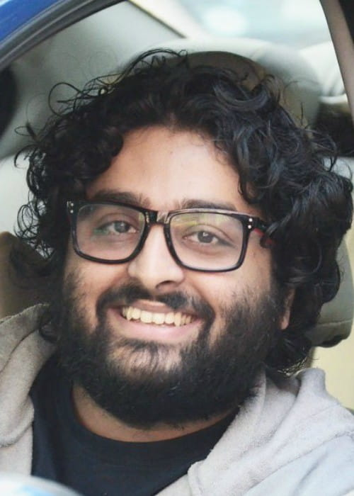 Arijit Singh as seen in September 2016