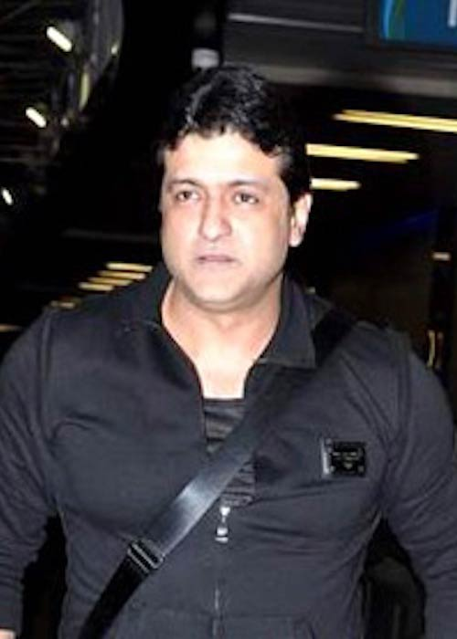 Armaan Kohli clicked at the International Airport in 2013