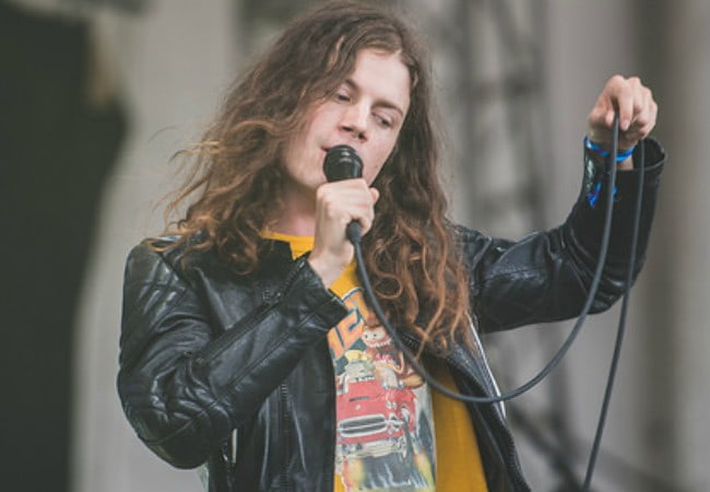 Børns performing at the WayHome Music and Arts Festival in July 2016