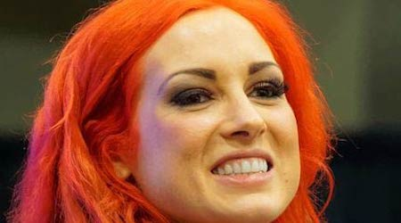 Becky Lynch Height, Weight, Age, Body Statistics