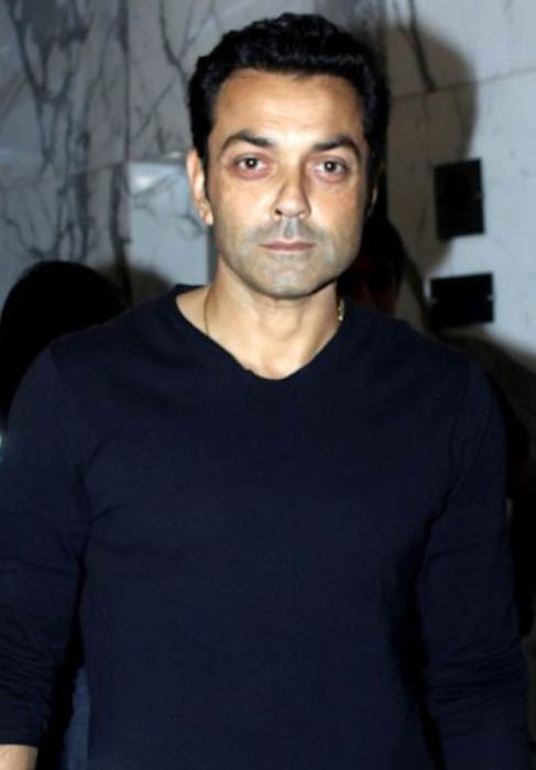 Bobby Deol during the special screening of 2017 film Poster Boys