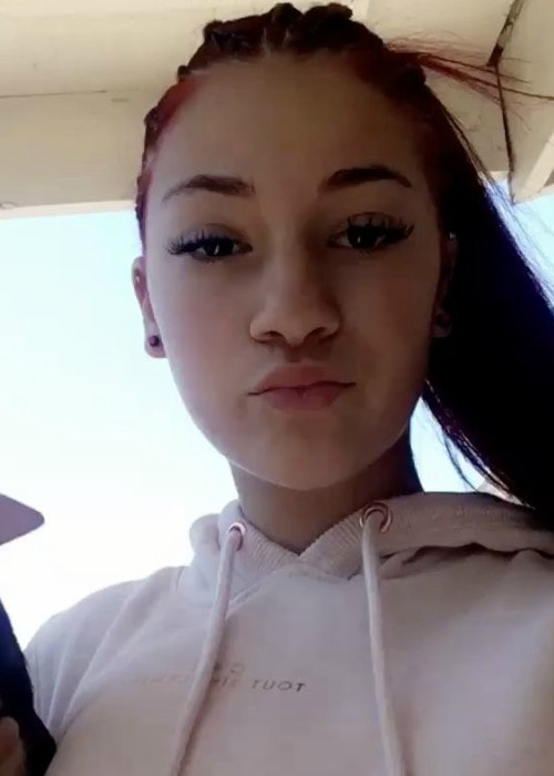 Danielle Bregoli as seen in August 2017