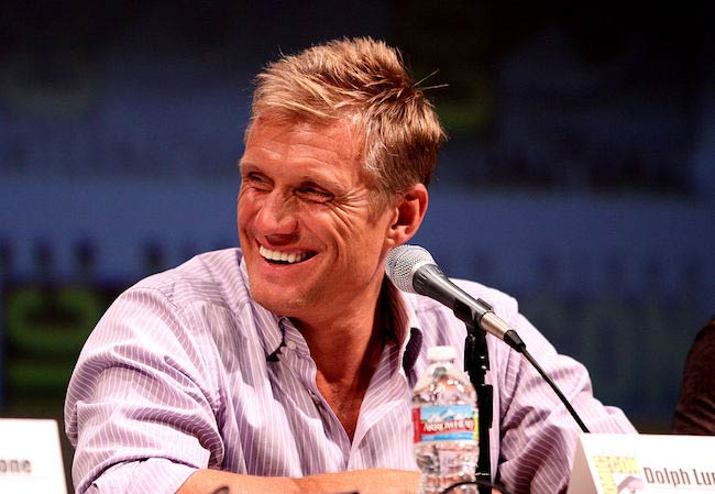 Dolph Lundgren at the 2010 San Diego Comic-Con