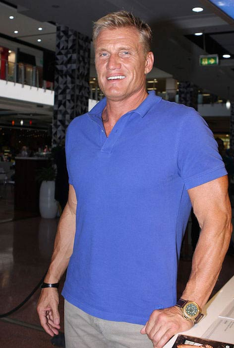 Dolph Lundgren Height,...