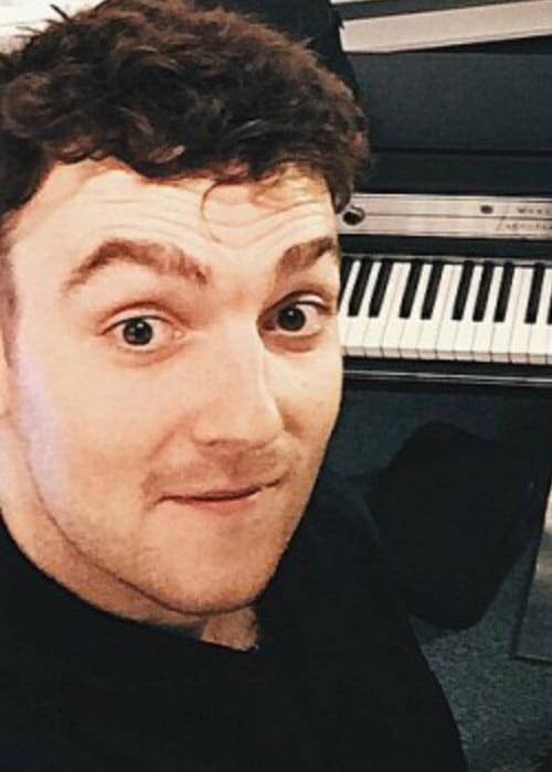 Jack Patterson in a selfie