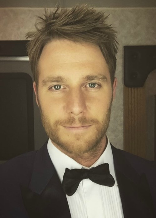Jake McDorman as seen in March 2016