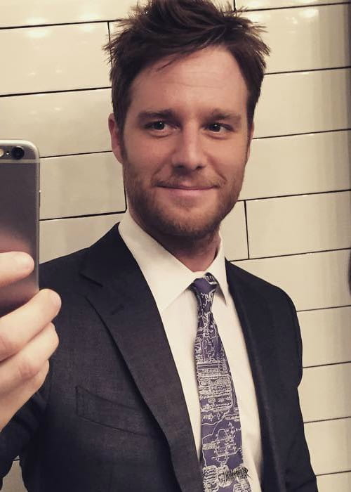 Jake McDorman in an Instagram selfie as seen in March 2016