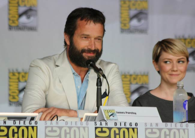 James Purefoy at Comic-Con San Diego International 2013