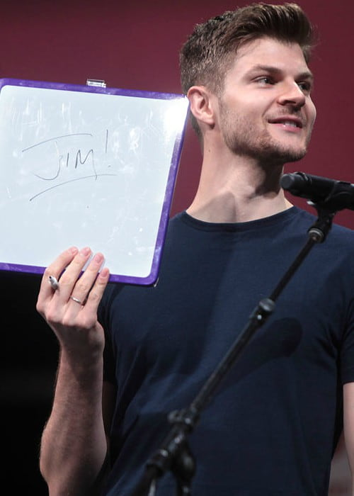 Jim Chapman at Vidcon in June 2014