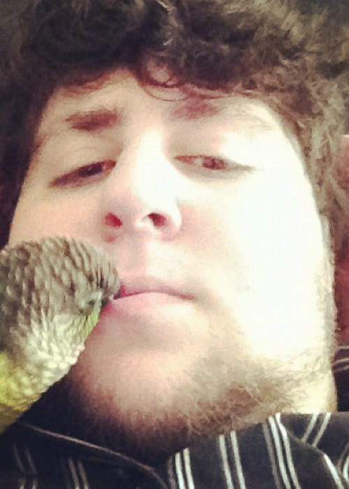 JonTron in a selfie as seen in April 2012