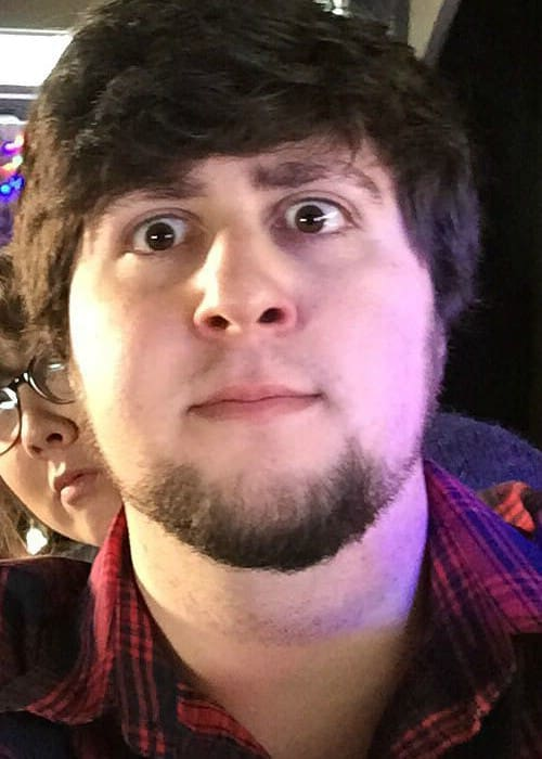 JonTron in an Instagram selfie as seen in November 2015