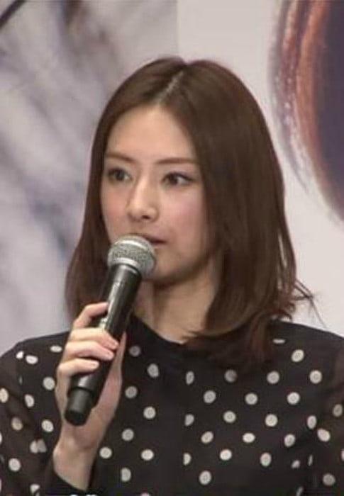 Keiko Kitagawa in a talk event in December 2014