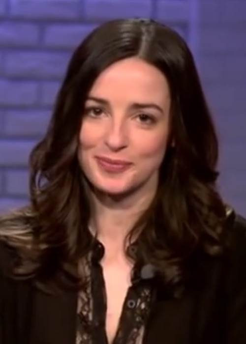 Laura Donnelly in a still from an interview in April 2015